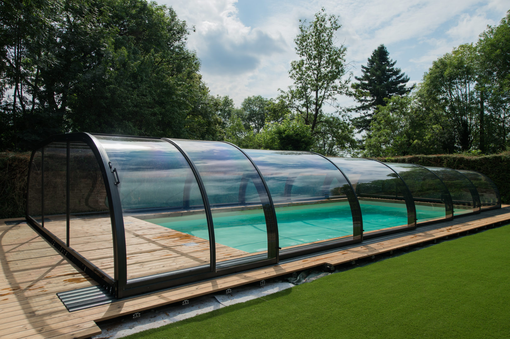 piscine ; gîte de groupe ; ferme pédagogique tarn
